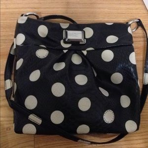 Marc by Marc Jacobs Polka Dot Crossbody bag.